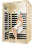 Infrasauna Belatrix Alcor 2