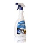 Dezinfekce DEZISAN Fitness Spray 0,5 l
