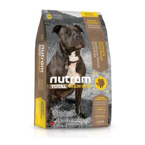 Nutram Total Grain Free Salmon Trout Dog - 13,6 kg